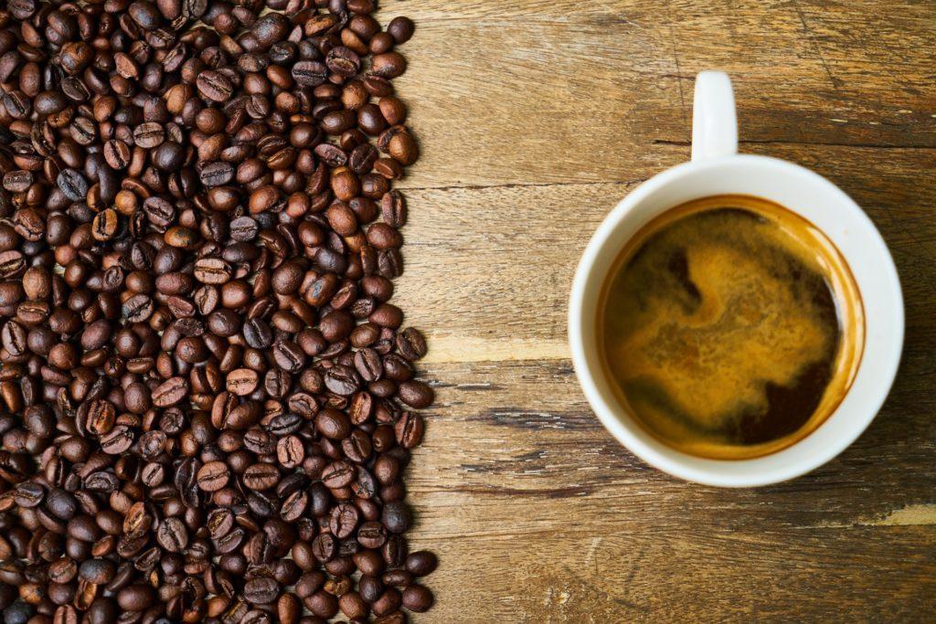 体脂肪を分解するコーヒー