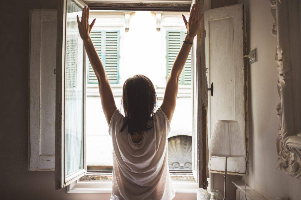 睡眠の質を高める規則正しい生活