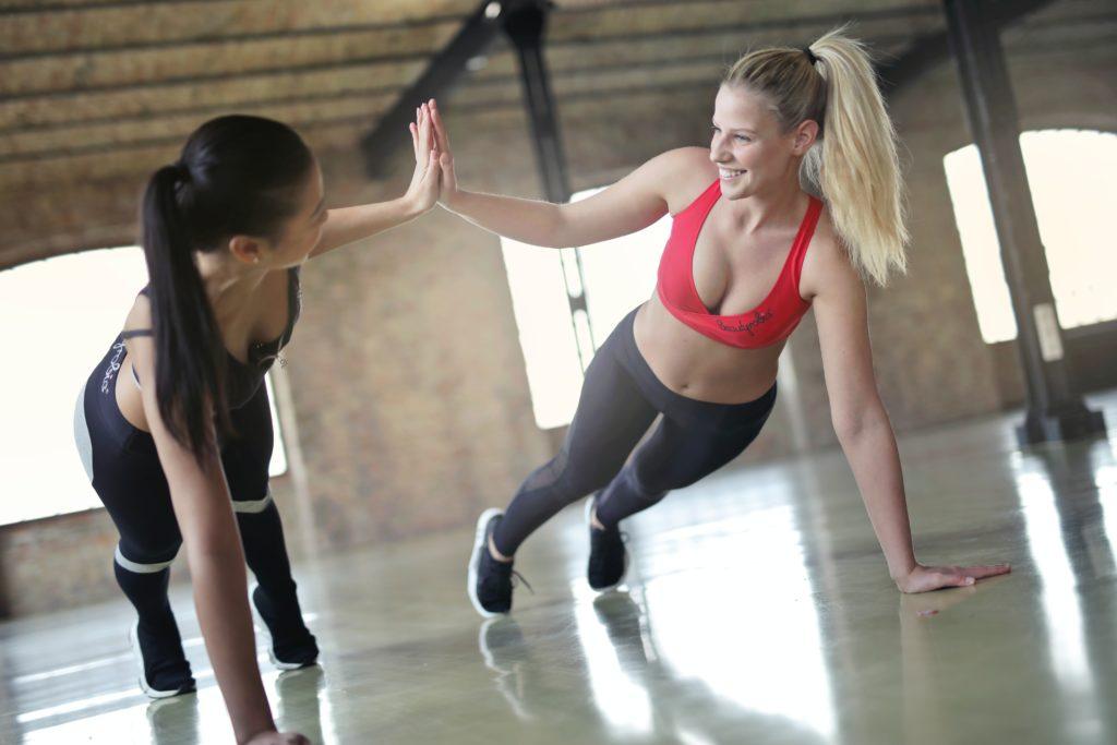 筋トレの習慣化を支えるパートナー