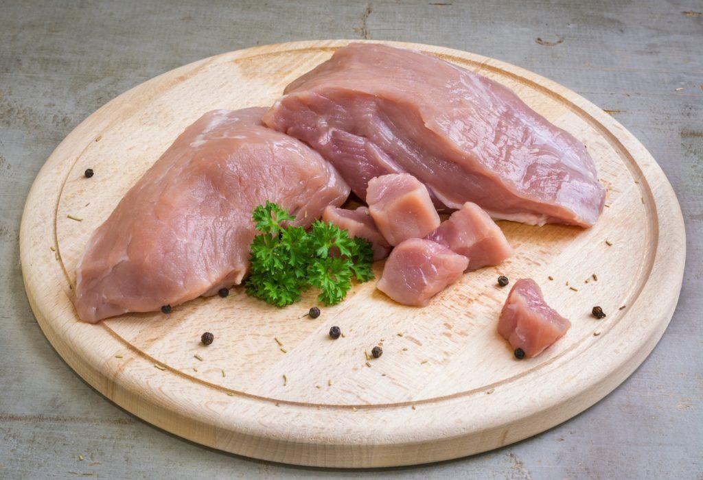 筋トレ食材の代表的の鶏胸肉